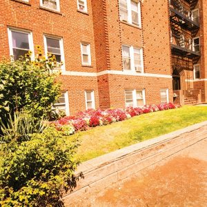 New Brunswick Arms Apartments For Rent in New Brunswick, NJ Building View