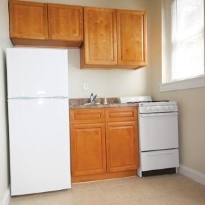 New Brunswick Arms Apartments For Rent in New Brunswick, NJ Kitchen