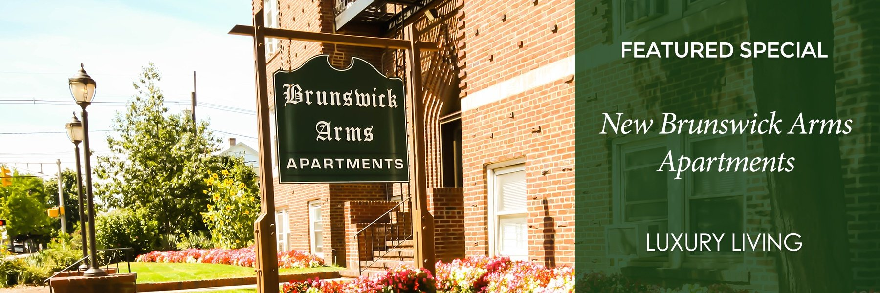 New Brunswick Arms Apartments For Rent in New Brunswick, NJ Specials